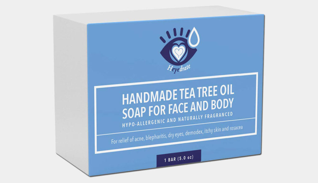 antibacterial soap for face