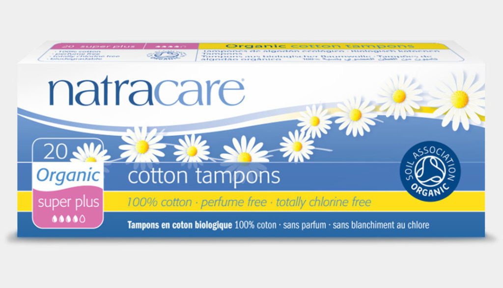 best organic tampons for heavy flow