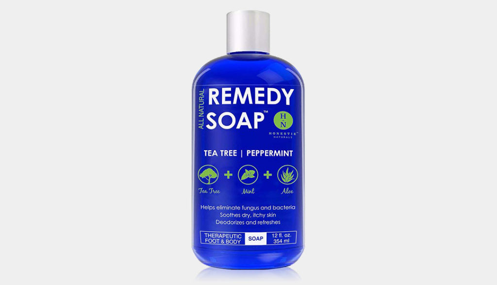 Remedy Tea Tree Oil Antifungal Soap