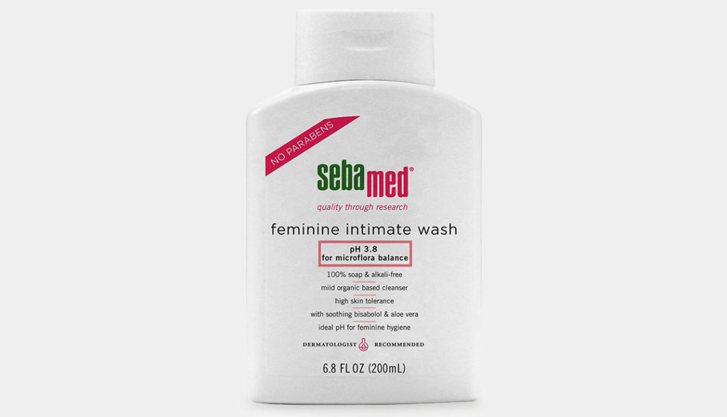 best vaginal wash