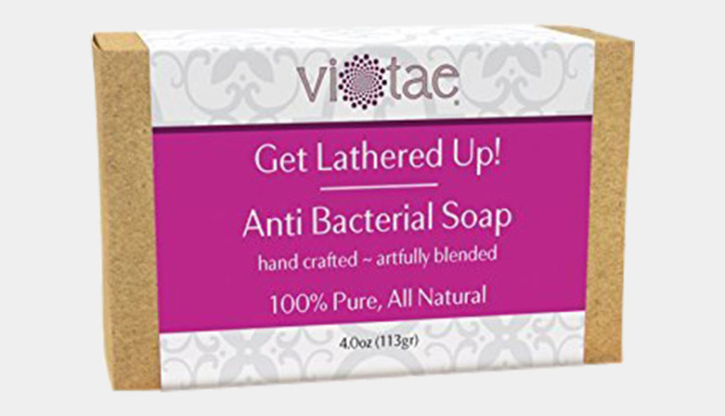 antibacterial bar soap