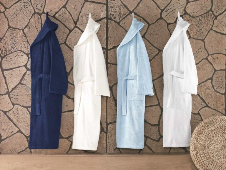best fabric for bathrobes